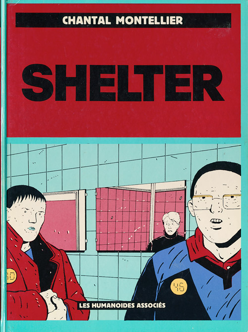 Couverture : Shelter (Ed. 1980)